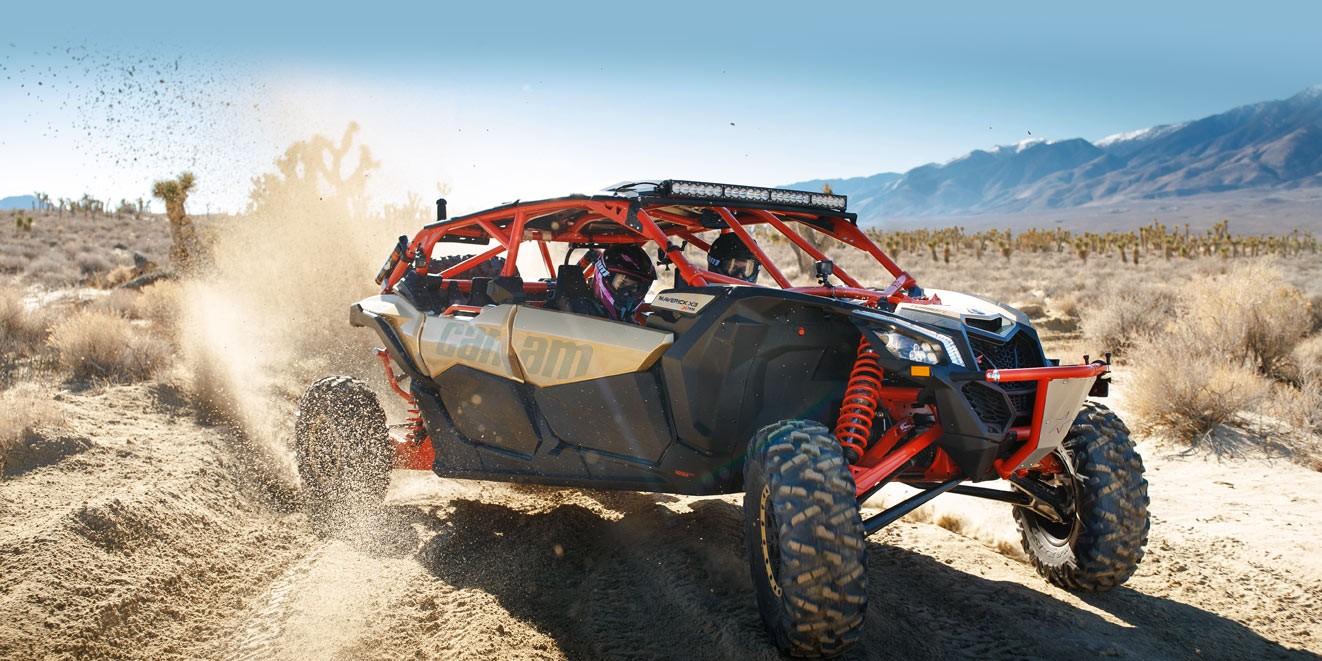 Maverick X3 MAX X RS Turbo R