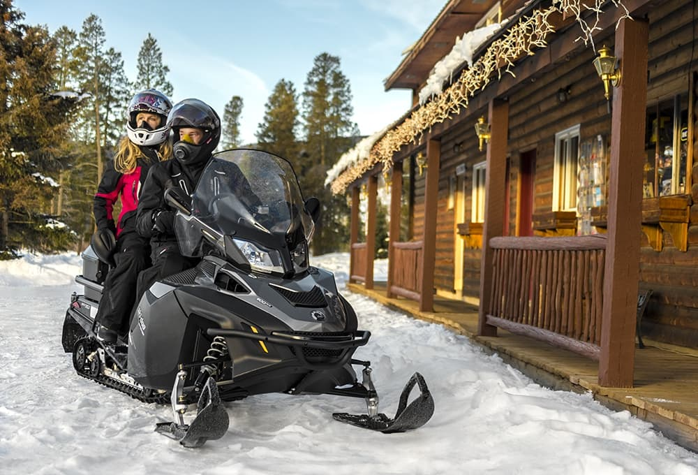 Ski-Doo EXPEDITION LE 900 ACE (650W) ES 2021