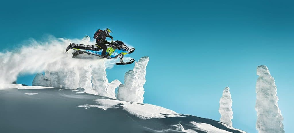 Ski-Doo FREERIDE 154 850 E-TEC Turbo SHOT 2021