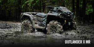 Outlander 1000R X MR