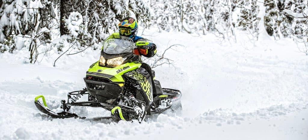 Ski-Doo Renegade X-RS 850 E-TEC (2020)