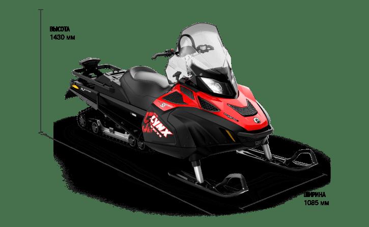 59 Yeti 600 ACE (2018) технические характеристики