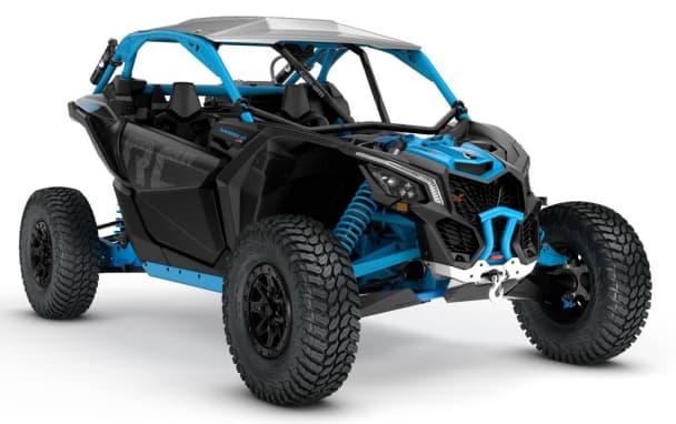 Обзор Maverick X3 X rc Turbo/Turbo R 2018 модельного года