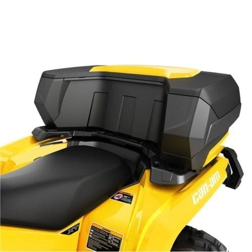 LinQ Premium 124L Trunk Box with Rear Light Короб багажный для квадроцикла