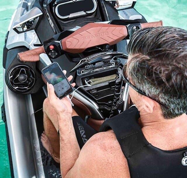 BRP презентовал новинки CAN-AM, SEA-DOO и SPYDER 2018 модельного года