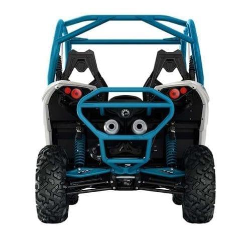 Lonestar Racing Rear Bumper - Octane Blue