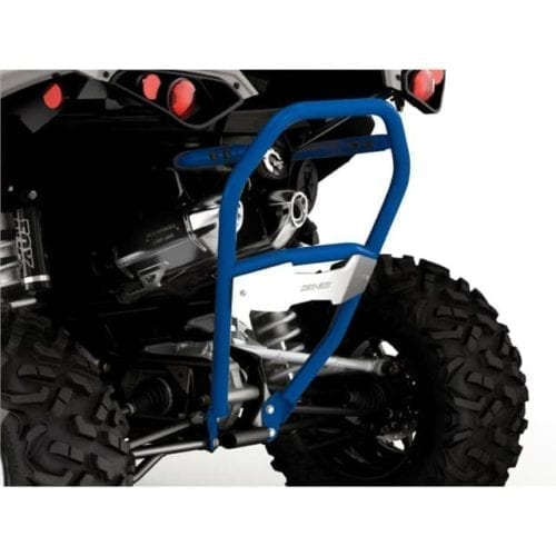 X ds Rear Bumper - Octane Blue