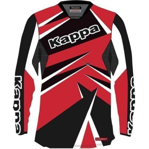 Kappa-Kombat Stealth Long Sleeve Jersey