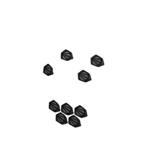 Vent Kit for Side Panels - Black