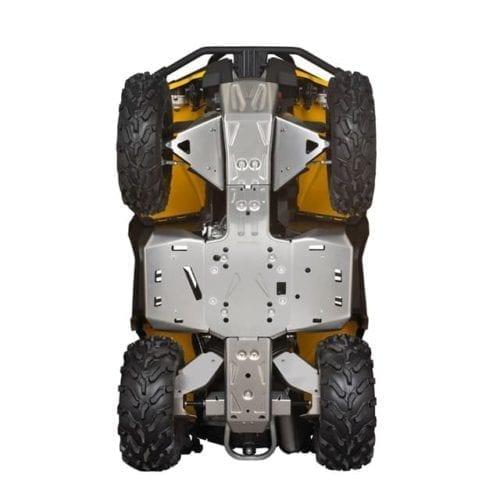 Footwell Protector Plates Защита подножек для квадроцикла