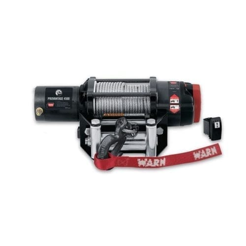 Warn Provantage 4500 Winch Defender Warn Provantage 4500 Winch Defender