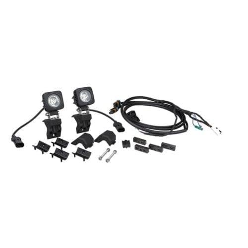 LED lights bumper Kit Two 10W 900 lumens СВЕТОДИОДНЫЕ ФОНАРИ ДЛЯ ПЕРЕДНЕГО БАМПЕРА (2 X 10 ВТ)