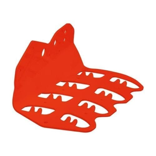 Chassis Reinforcement Kit - Lava Red
