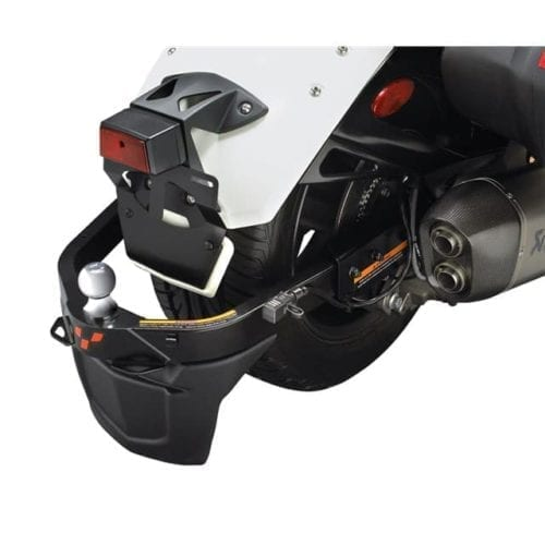 Spyder ST Trailer Hitch Kit and Control Module