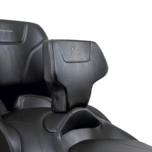 Driver Backrest for Comfort Seat