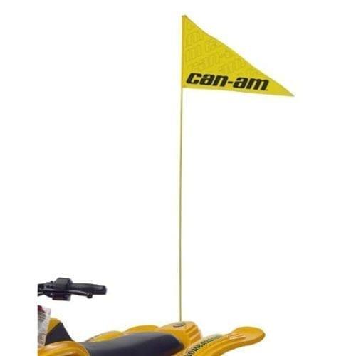 Flag pole Kit Can-Am Шток для флага пластиковый для квадроцикла