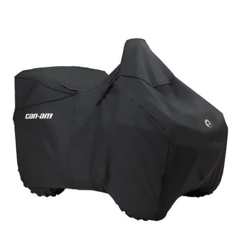 Trailering Cover    Outlander MAX G2 with trunk box Чехол для хранения, синтетический материал для квадроцикла