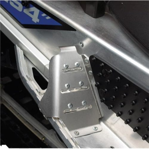Rear Footrest Kit - Black