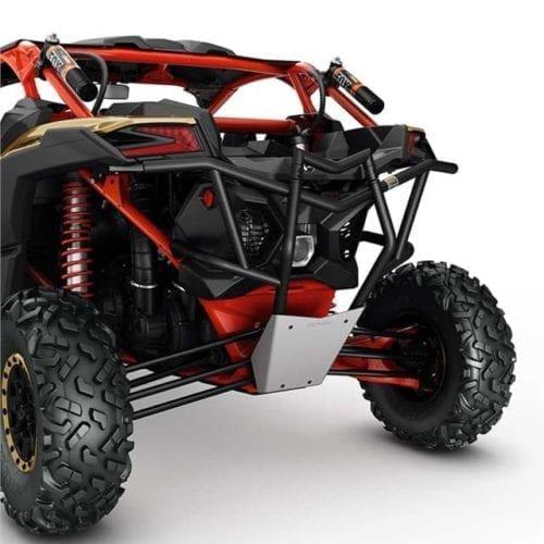 Rear Pre-Runner Bumper   Black Maverick X3 Rear Pre-Runner Bumper   Black Maverick X3