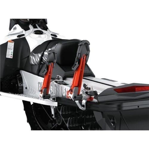 Strap Kit for LinQ Snowboard/Ski Rack - Black