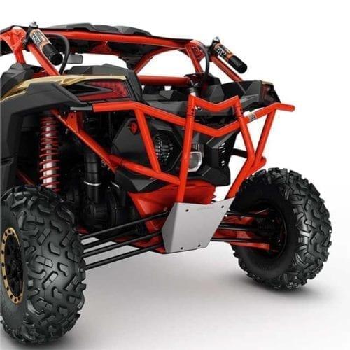 Rear Pre-Runner Bumper Can-Am Red Maverick X3 Rear Pre-Runner Bumper Can-Am Red Maverick X3