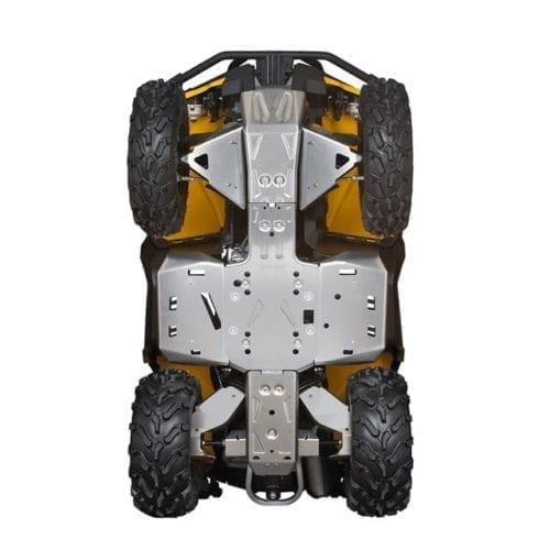Central Chassis Skid Plate Защитная пластина для квадроцикла