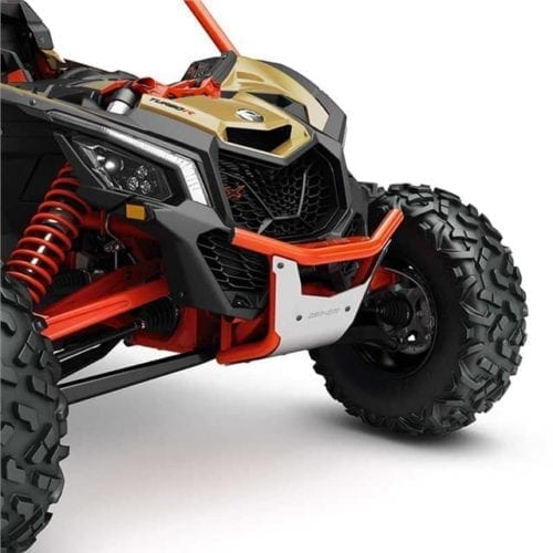 Dune Front Bumper - Can-Am Red