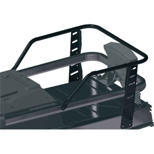 Rear Rack Extension - Black
