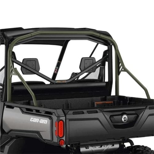 DragonFire  Cargo Bed Roll Bar - Squadron Green