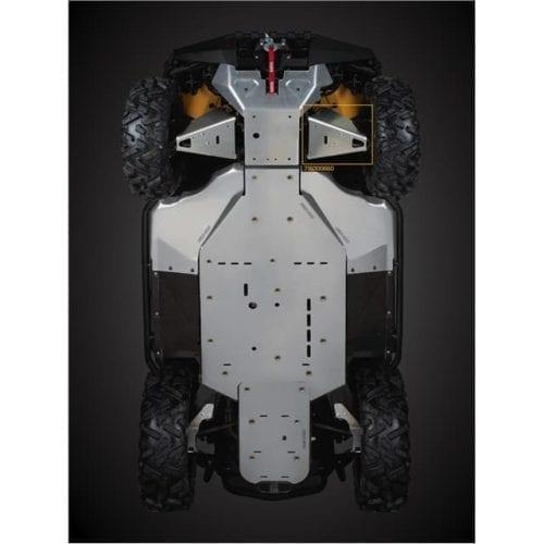 A-Arm Protection Front Commander Защита A-образных рычагов для квадроциклов