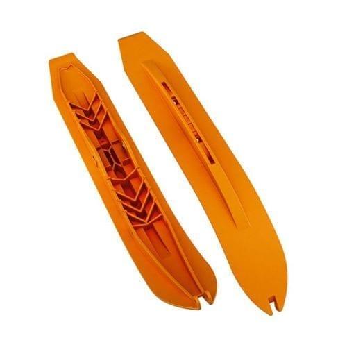Pilot DS-2 Ski (Mountain Performance) - Orange