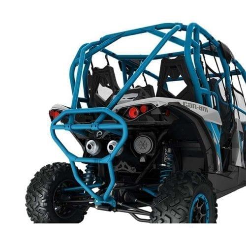 Lonestar Racing Rear Intrusion Bar - Octane Blue