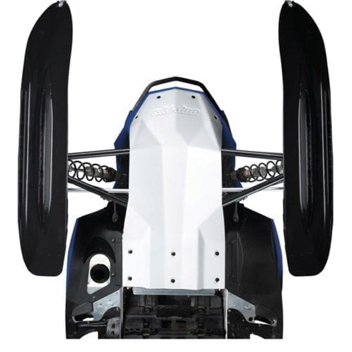 Full Body Skid Plate - White