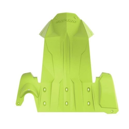 Full Body Skid Plate - Manta Green