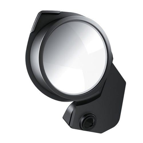 Pivoting Mirror Kit for handlebar air deflectors