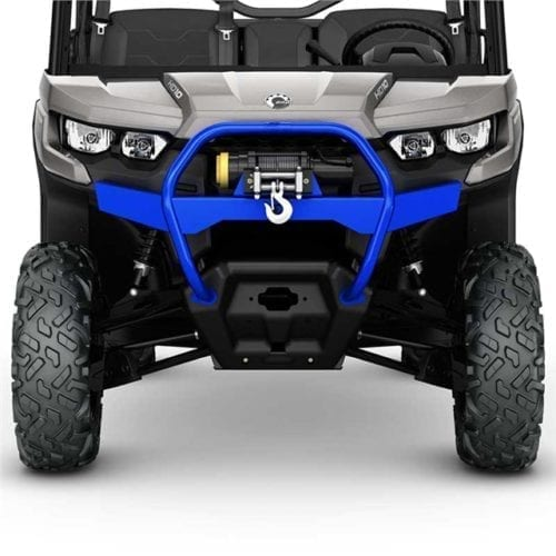 S3 Front Winch Bumper - Combustion Blue