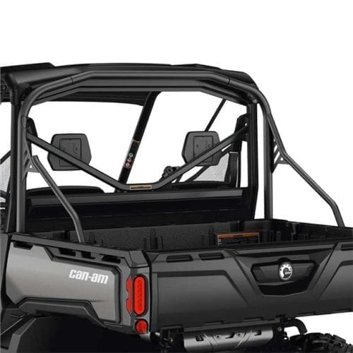 DragonFire Cargo Bed Roll Bar - Black