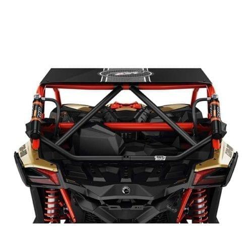 Lonestar Racing Rear Intrusion Bar - Black