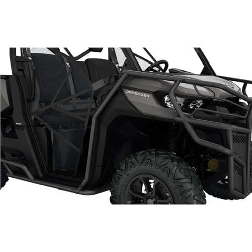 Front Rancher Body Side Protectors