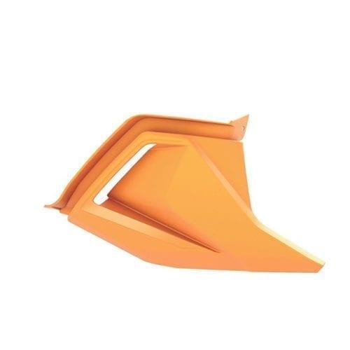Bottom Panel LH - Race Orange