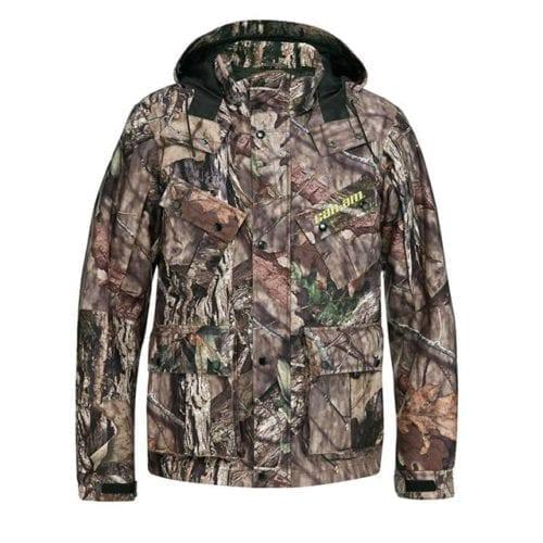 Mossy Oak Camo Jacket