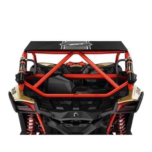 Lonestar Racing Rear Intrusion Bar - Can-Am Red