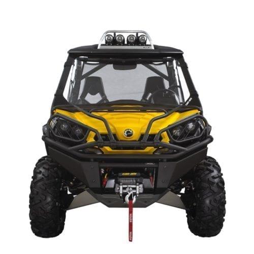 Front XT Bumpers Commander Передний бампер, сталь для квадроциклов