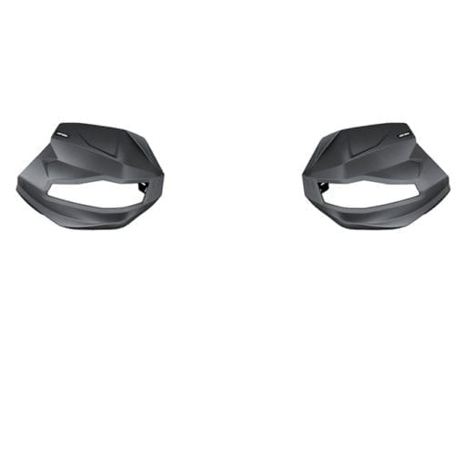 Handlebar Air Deflectors Extension Kit - Black