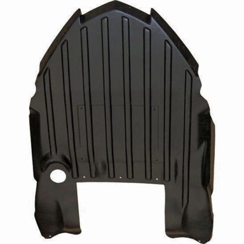 Full Body Skid Plate - Black