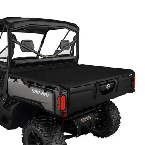 Tonneau Cover - Black Tonneau Cover - Black