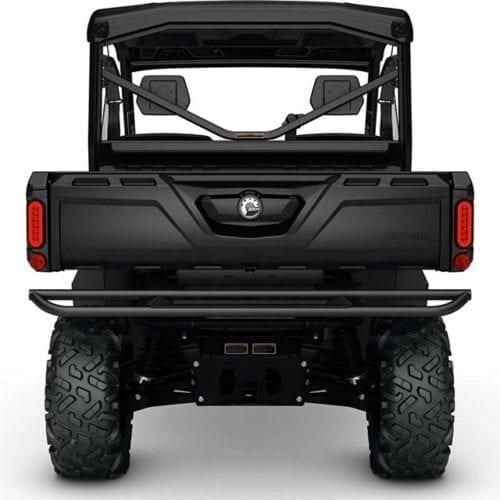 DragonFire Rear Bumper - Black