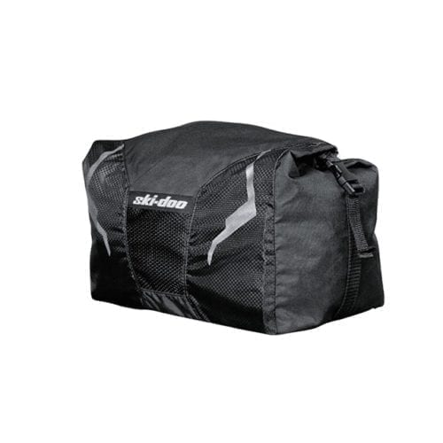 Tunnel Roll Top Bag - Medium 25L With LinQ Soft Strap - Black