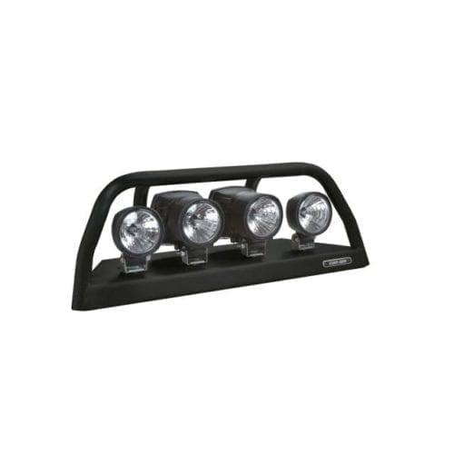 Lights Rack for Front Visor black Опора фонаря для квадроцикла