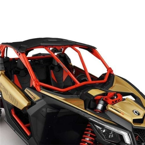 Front Intrusion Bar - Can-Am Red